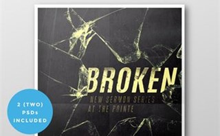 BROKEN Sermon Series