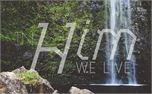 In Him We Live (27745)