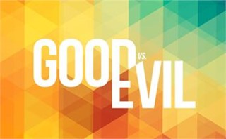 Good vs Evil Series Art