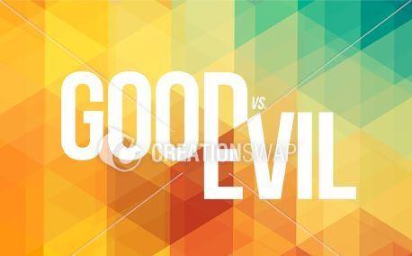 Good vs Evil Series Art (27780)