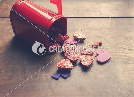 Valentine Mailbox (28097)