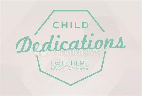 Child Dedications (28149)