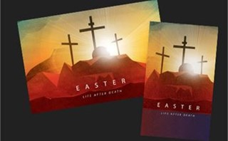 Easter Life Postcards
