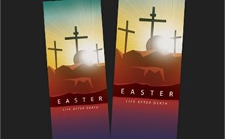 Easter Life Banners