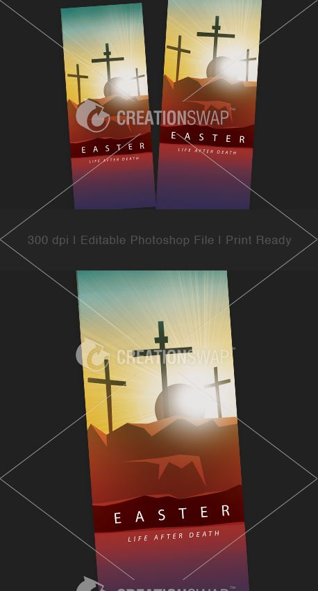 Easter Life Banners (28385)