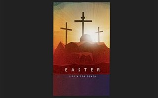 Easter Life Invitation Card