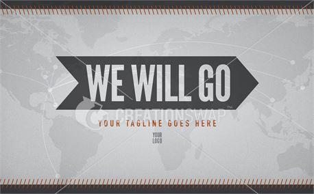 We Will Go (28390)