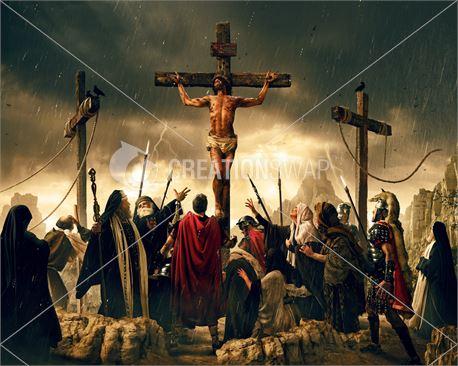Magnus - Crucifixion (28514)