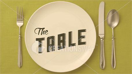 Table / Potluck / Food Bundle (28559)