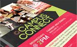 Campus Connect Flyer Template (28724)