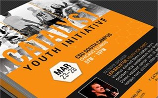Catalyst Youth Summit Flyer