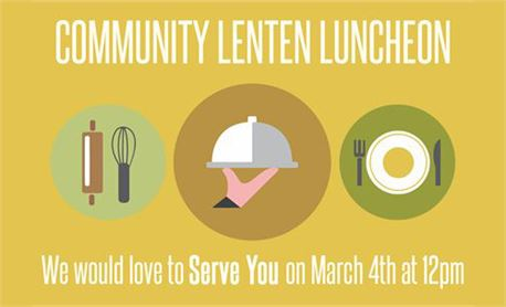 Lenten Luncheon Facebook Post (28789)