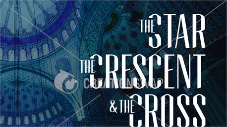 Star, Crescent & Cross (28896)