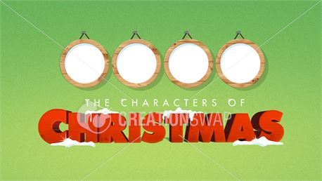 The Characters of Christmas (28898)