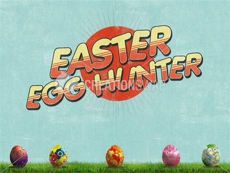Easter Egg Hunter (28941)