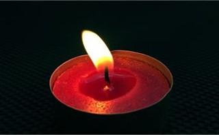 Candle Worship Background 2