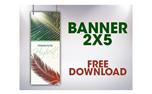 Palm Sunday Banner (29029)