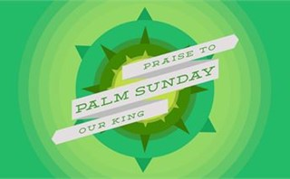 Easter Sunrise: Palm Sunday