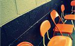 Orange Youth Chairs (29175)