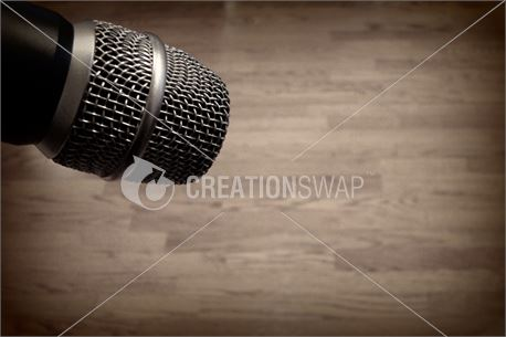 Microphone Background (29179)