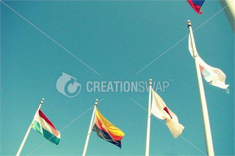International Flag Set (29192)