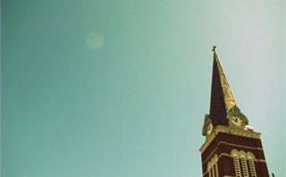 Church Steeple Background