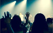 people in worship