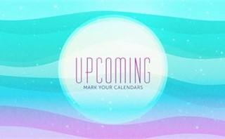 Waves of Color: Upcoming