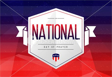National Day of Prayer Poly (29558)