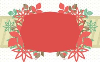 Mother's Day Banner Blank