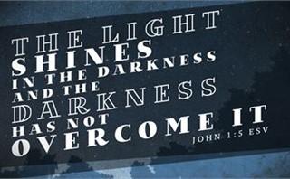 John 1:5 The Light
