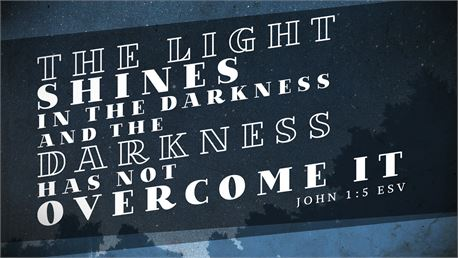 John 1:5 The Light (29744)