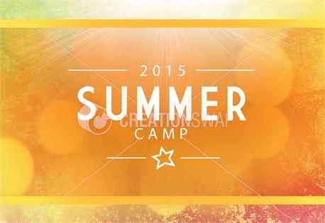 Summer Camp Star (29977)
