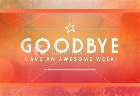 Summer Camp Star - Goodbye (29983)