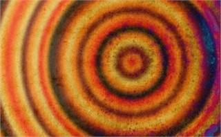 Swirls backdrop