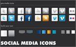 Social Media Icons (3823)