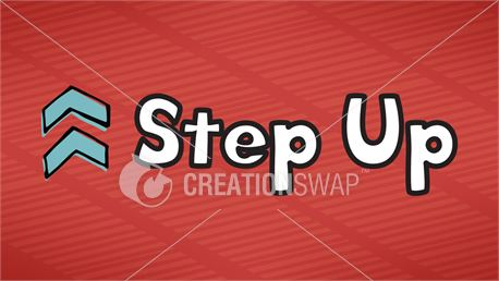Step Up Logo (30367)