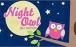 Night Owl Girls Sleepover (30370)