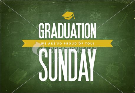 Graduation Sunday Green (30605)
