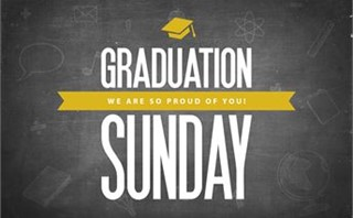 Graduation Sunday Black
