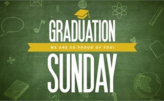Graduation Sunday Green