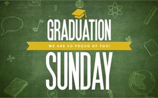 Graduation Sunday Green