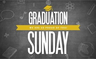 Graduation Sunday Black