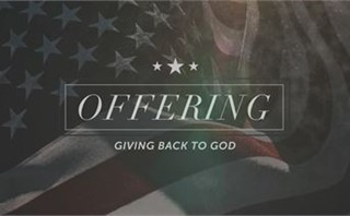 Faded Flag: Offering