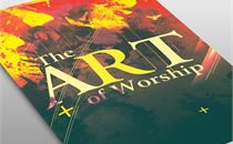 The Art of Worship Bulletin