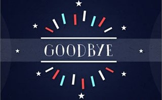 July 4 Burst - Goodbye
