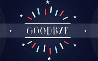 July 4 Burst - Goodbye