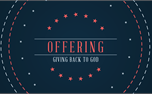 Independence Day: Offering (31063)