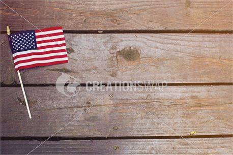 Rustic Flag (31145)