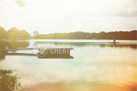 Faded Summer Dock (31242)